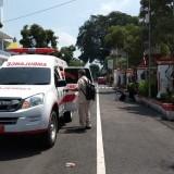 Pulang dari Bandung Seorang Pria Berstatus ODP Diminta Isolasi Mandiri
