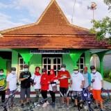 FKGL Lumajang Gelar Aksi Semprot Disinfektan Di Masjid dan Musholla