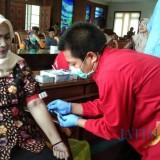 Cegah Corona, Puluhan Anggota DPRD Tulungagung Dites Darahnya