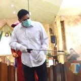 Cegah Penyebaran Virus Corona, Wali Kota Kediri Tutup Sementara Rumah Ibadah