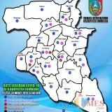 Kasus Corona Merata di 21 Kecamatan di Jombang, Waspadai Kedatangan Warga dari Jakarta