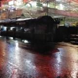 Alun-Alun Kota Batu Ditutup, PKL Stop Jualan 7 Hari