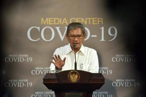 Achmad Yurianto, Juru bicara Presiden terkait persebaran virus Corona atau Covid-19 di Indonesia. (Foto: setkab.go.id)
