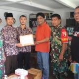 Relawan Sego Berkat Bantu Pemerintah Hadapi Virus Corona
