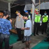 Cegah Penyebaran Virus Corona, TNI-Polri dan Pemkab Blitar Gelar Operasi Gabungan Skala Besar