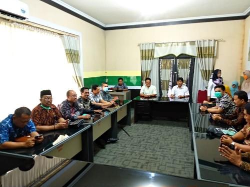 Komisi A DPRD Jombang saat kunker ke Makassar, Sulawesi Selatan. (Istimewa)