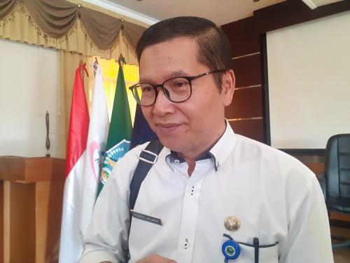 Humas Tim Satgas Covid-19 Kota Malang dr Husnul Muarif. (Arifina Cahyanti Firdausi/MalangTIMES)