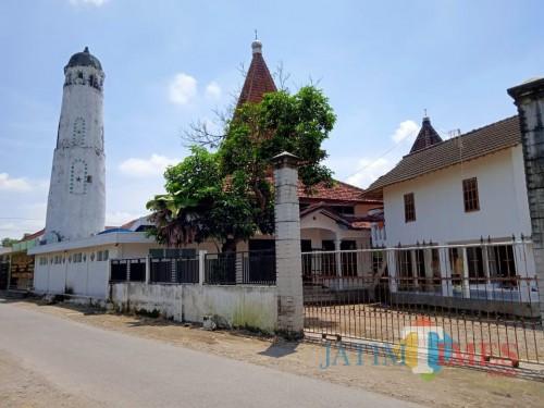 Ponpes Mahyajatul Qurro' di Desa Kunir, Kecamatan Wonodadi, Kabupaten Blitar.(Foto : Aunur Rofiq/BlitarTIMES)