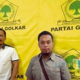 Rekom Turun, Henry Pradipta Anwar Maju Pilkada Kota Blitar Diusung Partai Golkar
