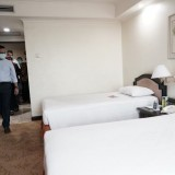 Gubernur Anies Dipuji Warganet Setelah Sulap Hotel Grand Cempaka Jadi Tempat Istirahat Tenaga Medis