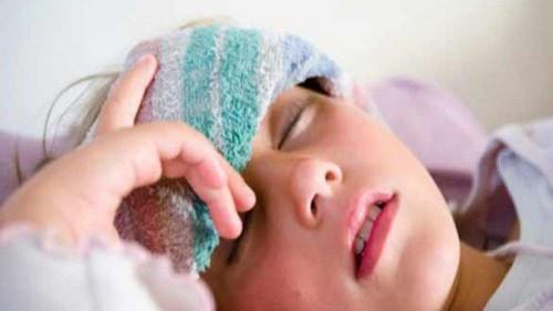 Ilustrasi batuk demam (Ist)