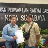SCWI Laporkan Pimpinan Komisi A DPRD Surabaya