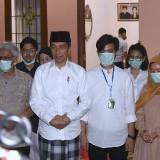 Ibunda Joko Widodo, Sudjiatmi Notomiharjo Telah 4 Tahun Jadi Pejuang Kanker