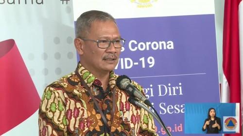 Bertambah 153 Kasus, Jumlah Pasien Positif Corona di Indonesia Tembus 1.046 Orang