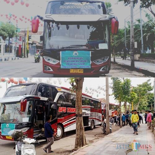 Antisipasi Covid-19, Pondok Pesantren Bahrul Ulum Jombang Pulangkan 10 Ribu Santrinya Secara Gratis