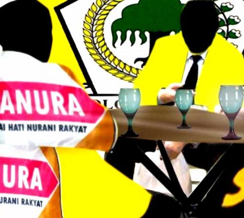 Lahir Putusan Sementara, Siadi-Tyas Sujud Jago Golkar di Pilkada Malang 2020