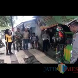 Polsek Kartoharjo Sosialisasikan Social Distancing di Pasar Besi Joyo, Bagaimana Selanjutnya