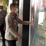 Polresta Malang Kota Tetap Terapkan SOP Sterilisasi Masuk Mako walau Corona Mereda