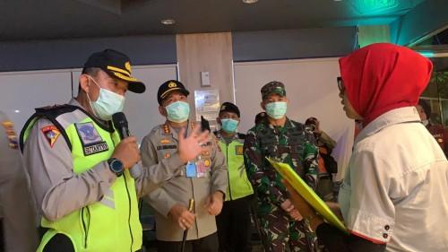 Membandel Tetap Buka di Tengah Antisipasi Corona, 25 Orang Pelaku Usaha Diamankan Polisi