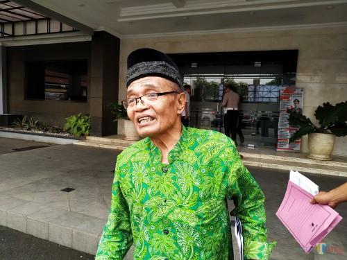Ketua MUI Kabupaten Tulungagung KH Muhammad Hadi Mahfuzd. / Foto : Anang Basso / Tulungagung TIMES