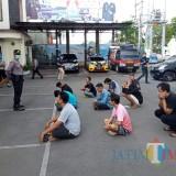 Polisi Amankan Lagi Pelajar yang Nongkrong di Warung Kopi