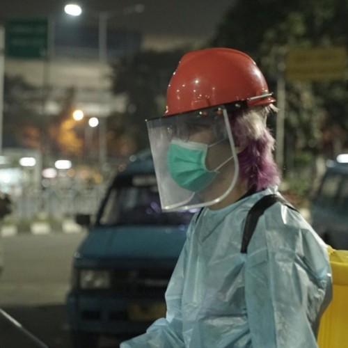 Cerita Dokter Tirta, Tumbang Saat Jadi Relawan Kemanusiaan Covid-19