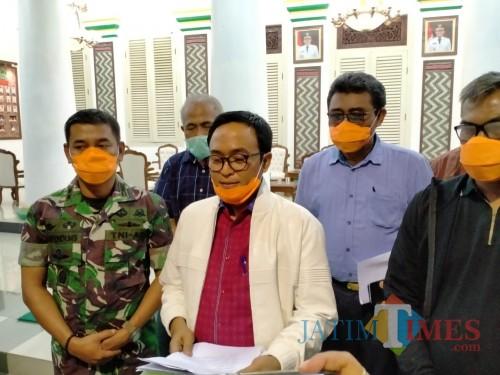 Datang dari Malang, Satu Orang Warga Pamekasan Dinyatakan Positif Covid-19