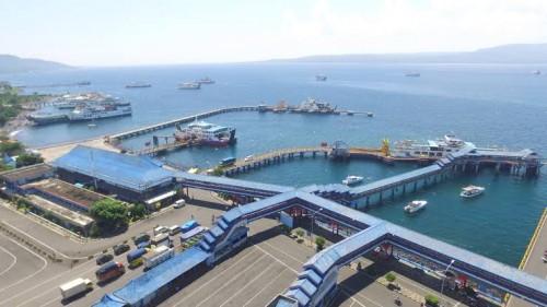 Ilustrasi Pelabuhan Ketapang, Banyuwangi, Jawa Timur. (Foto: indonesiaferry.co.id)