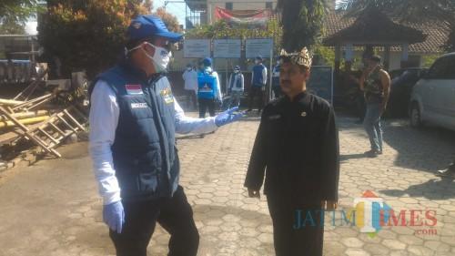 Demokrat Banyuwangi Minta Maksimalkan Potensi Dana Tuntaskan Corona