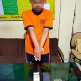 Habis Layani Pelanggan, Seorang Mahasiswa Diringkus Polisi