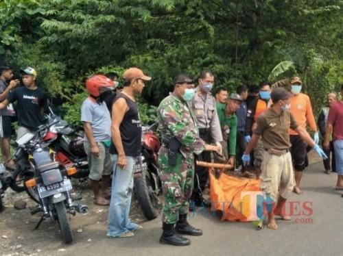 Identitas Mayat Terapung di SungaiSebeng Kesamben Terdeteksi