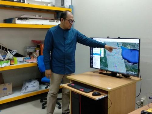 Riset: Surabaya, Gresik, dan Malang Selatan Alami Perubahan Ketinggian Permukaan Tanah