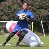 Pemain Arema FC Bebas Tentukan Materi Latihan Personal