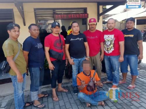 Tak Kapok, Residivis Pencurian Kembali Beraksi Mencuri