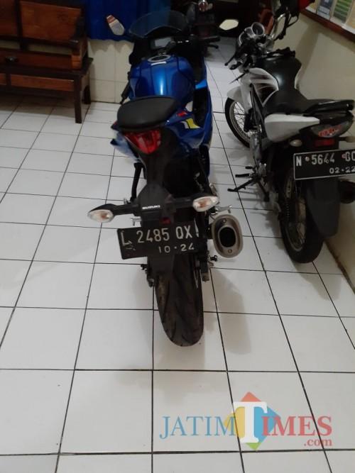 Seorang Barista Diringkus Polisi Karena Mencuri Motor