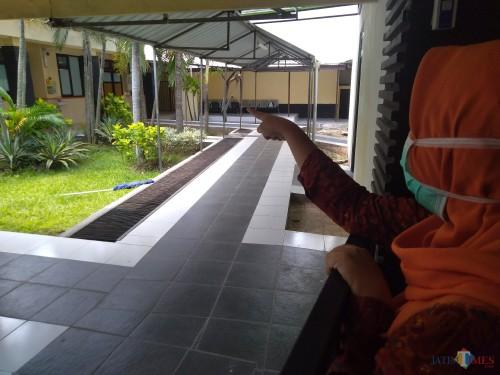 Datangi RSUD, Warga Positif Corona di Jombang Hanya Jalani Tes Swab Tanpa Diisolasi