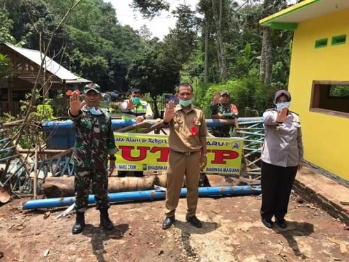 Isolasi terbatas di tingkat desa jadi solusi yang terukur untuk pencegahan Corona (Ist)