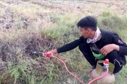 Emposan Tikus Diyakini Efektif dan Direkomendasikan Menteri Pertanian Bisa Atasi Hama