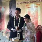 Camat Bumiaji Menikah di Tengah Wabah Corona, Tak Ada Pesta dan Kehadiran Orang Tua