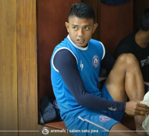 Dedik Setiawan (official Arema FC)