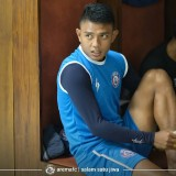 Lama Tak Terlihat, Striker Lama Arema FC Akan Bergabung