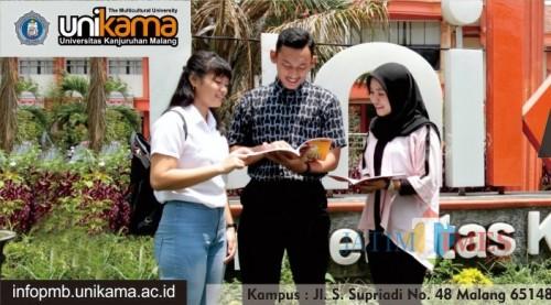 Ilustrasi pendaftaran mahasiswa baru (ist)