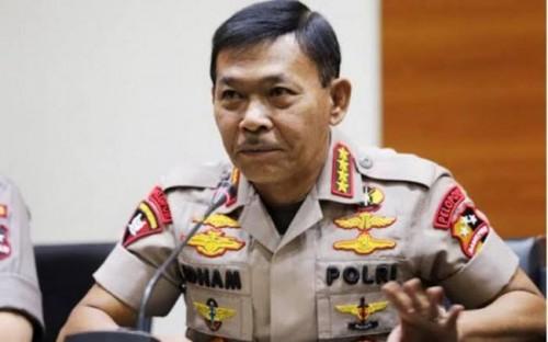 Kapolri Jenderal Pol Idham Azis. (Foto: Istimewa)