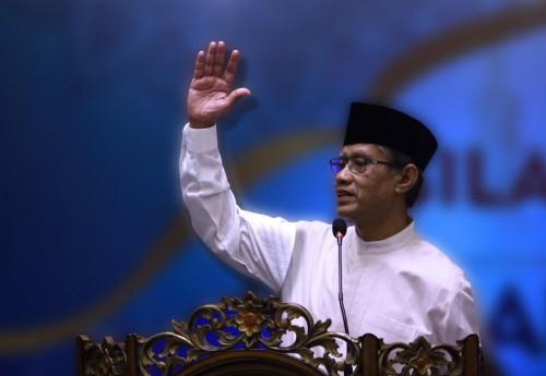 Ketum PP Muhammadiyah Haedar Minta Pemerintah Bersikap Tegas Soal Mudik