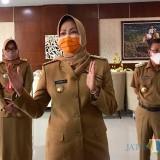 Wali Kota dan Wakil Wali Kota Batu Sisihkan Gajianya untuk Pencegahan dan Terdampak Covid-19