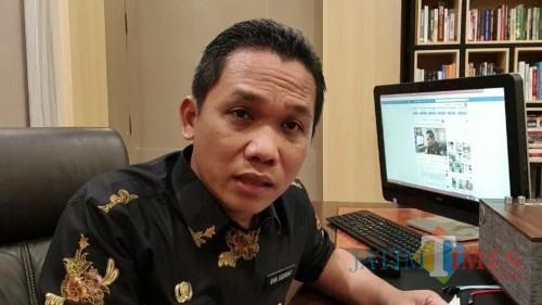 Bupati Lumajang Live di FB, Jawab Pertanyaan Warga Terkait Karantina