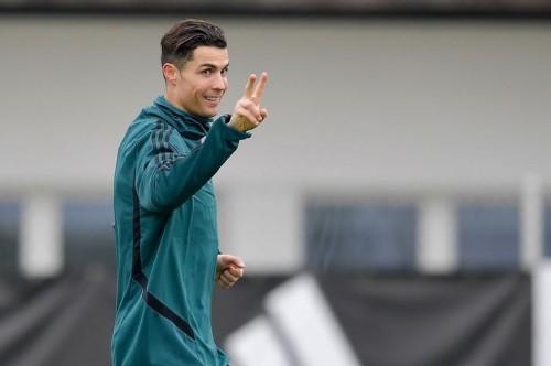 Cristiano Ronaldo (Instagram Cristiano Ronaldo)