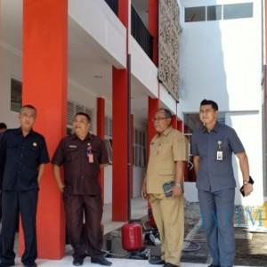 Pemkot Blitar Siapkan Tempat Karantina untuk Pemudik, Salah Satunya Gedung Baru SMPN  3