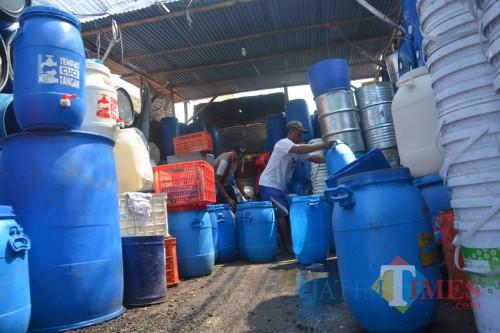 Ramai Anjuran Cuci Tangan, Pemuda Jombang Tuai Omzet Rp 50 Juta Per Bulan