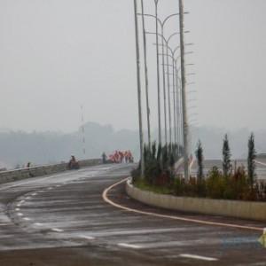 Sempat Ditunda, Exit Tol Madyopuro Beroperasi Sore Ini